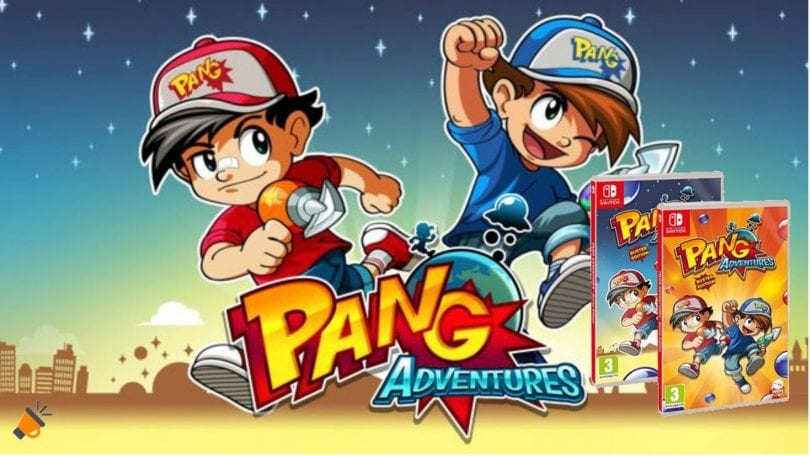 oferta pang adventures buster edition barato SuperChollos