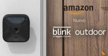 oferta camara Blink Outdoor barata SuperChollos