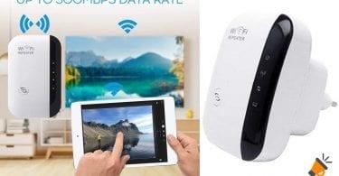 oferta Extensor WiFi Honorall barato SuperChollos
