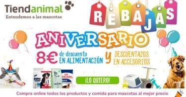 tienda animal aniversario SuperChollos