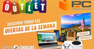 outlet pccomponentes SuperChollos