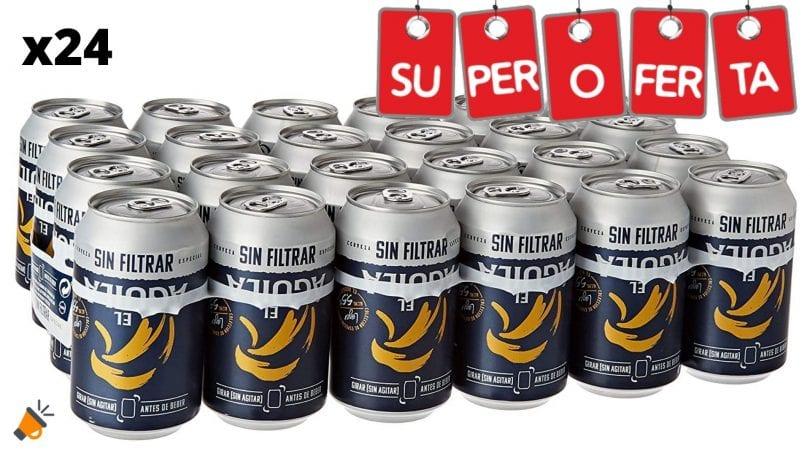 oferta el aguila cerveza especial barata SuperChollos