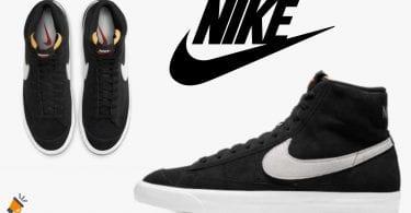oferta Nike Blazer Mid 77 Suede barata SuperChollos