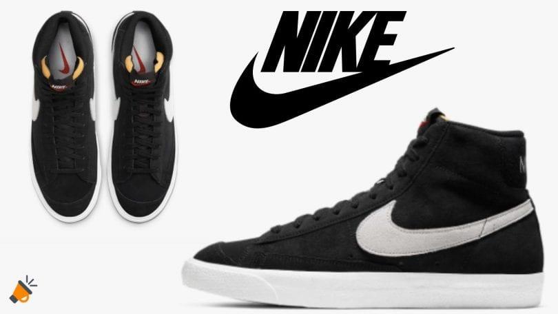 Zapatillas Nike Blazer Mid '77 Suede por SOLO 44€ ¡ANTES 100€!