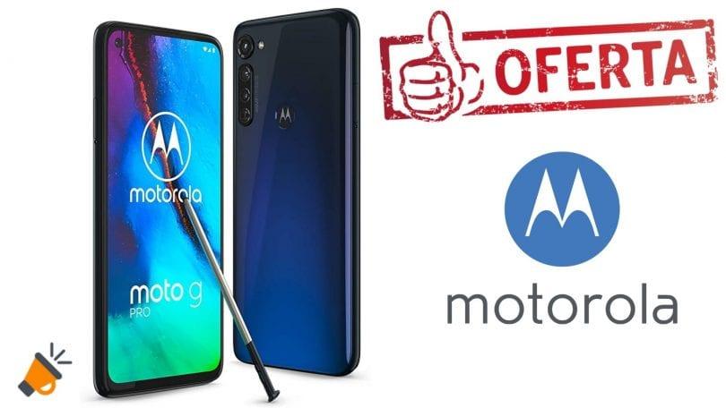 oferta Motorola Moto G Pro barato SuperChollos