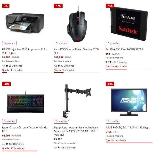 Ofertas Semanales PC Componentes1 SuperChollos