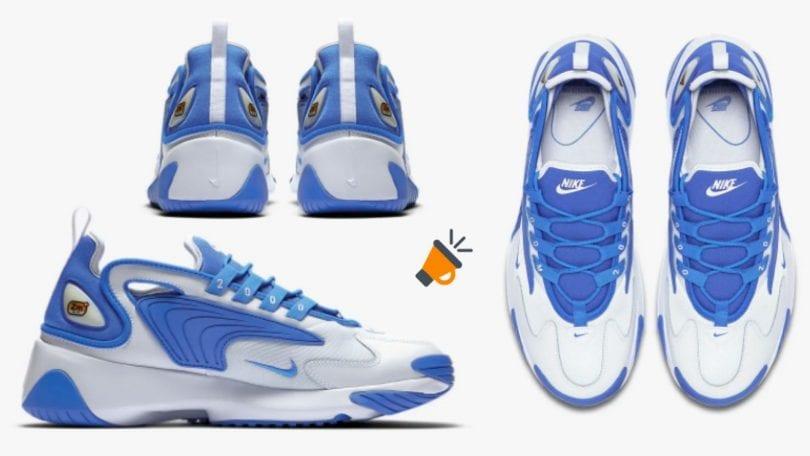 Zapatillas Nike Zoom 2K para hombre por solo 38,98€ ¡ANTES 90€!