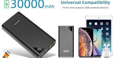 oferta Bateri%CC%81a porta%CC%81til Yobon barata SuperChollos