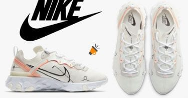 Nike React Element 55 baratas SuperChollos