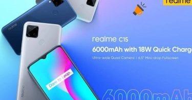 oferta Realme C15 barato SuperChollos