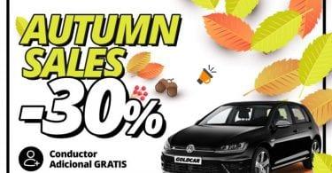 ofertas REBAJAS OTON%CC%83O EN GOLDCAR SuperChollos