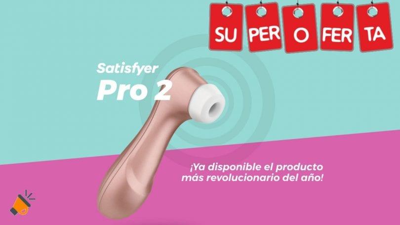 oferta Satisfyer Pro 2 barato SuperChollos