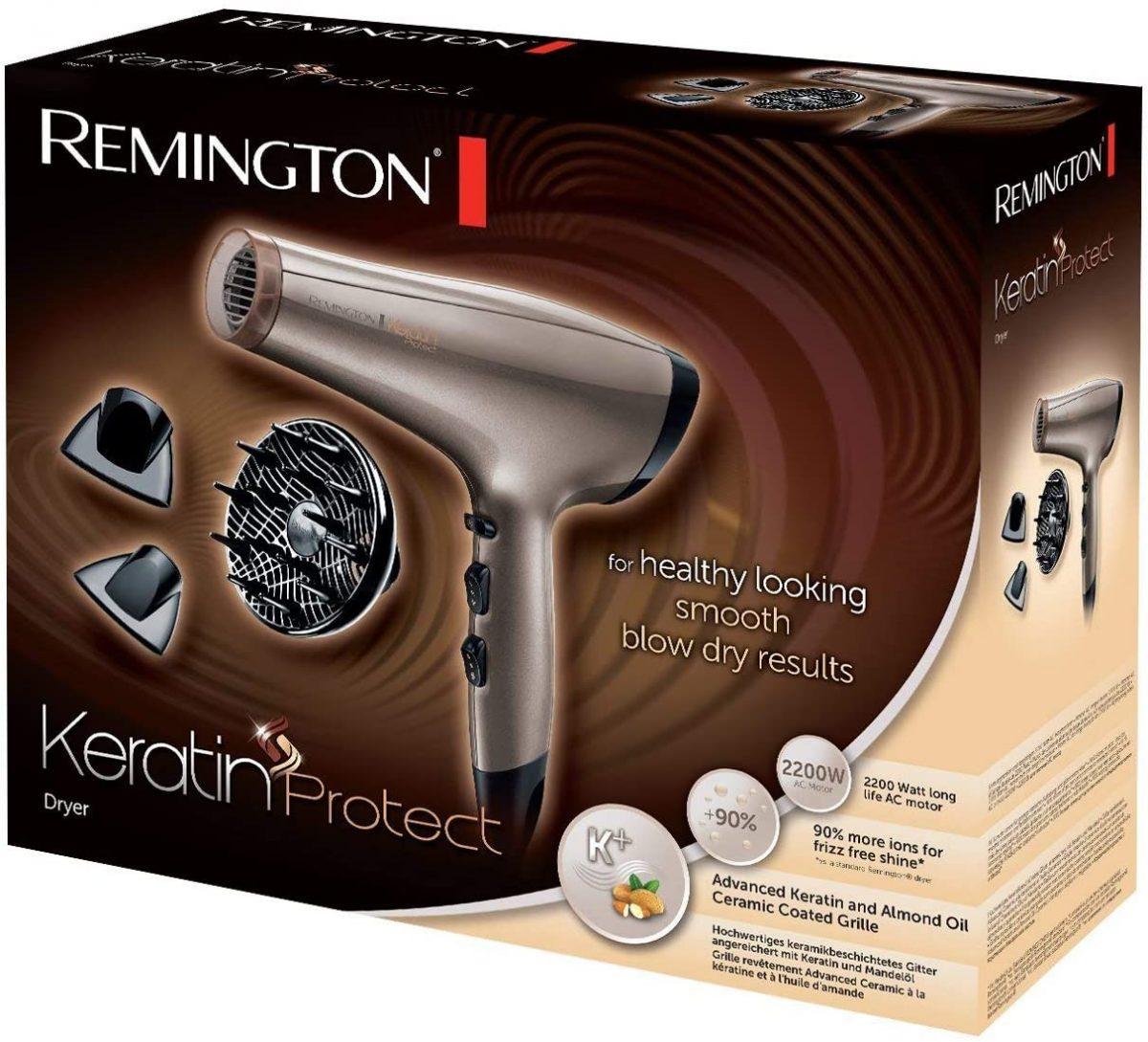 Remington Keratin Protect AC8002 barato scaled SuperChollos