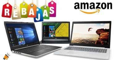 oferta portatiles amazon baratos SuperChollos