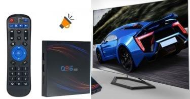 oferta 2020 Q96HERO Android TV barato SuperChollos