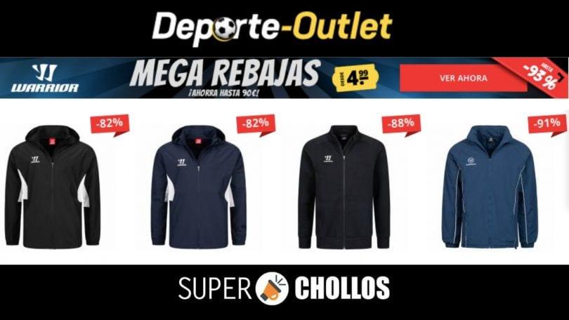 ofertas ropa warrior barata SuperChollos