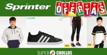 OFERTAS sprinter ropa casual barata SuperChollos