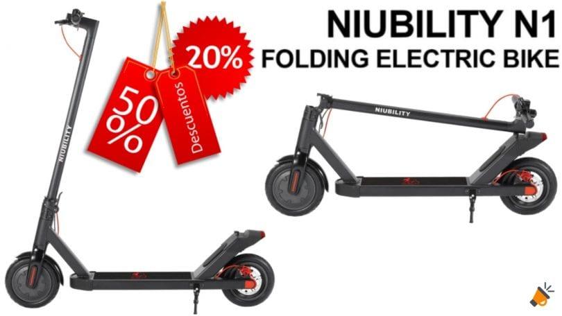 oferta NIUBILITY N1 barato SuperChollos