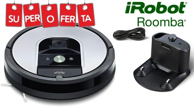 oferta irobot roomba 971 barato SuperChollos