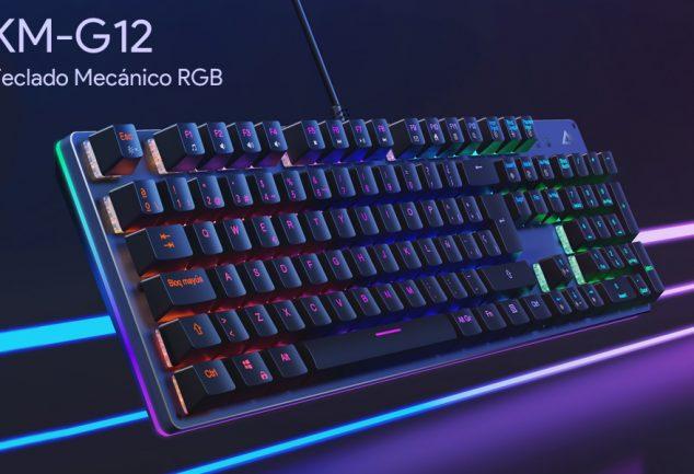 teclado aukey SuperChollos