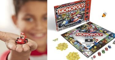 oferta monopoly mario kart barato SuperChollos