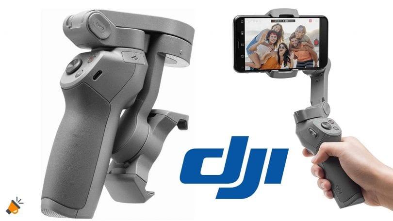 oferta DJI Osmo Mobile 3 Prime Combo barato SuperChollos
