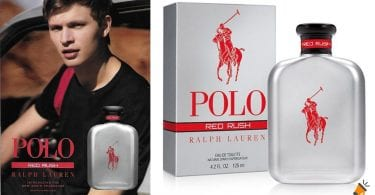 oferta ralph lauren Polo Red Rush barata SuperChollos