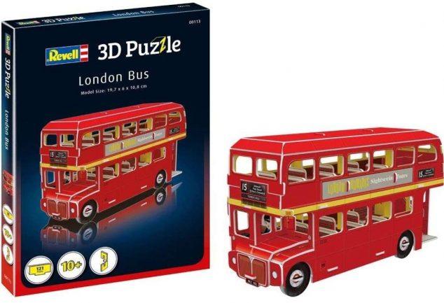 Puzzles 3D Revell baratos SuperChollos