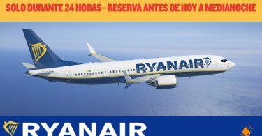 OFERTAS vuelos Ryanairbaratos SuperChollos