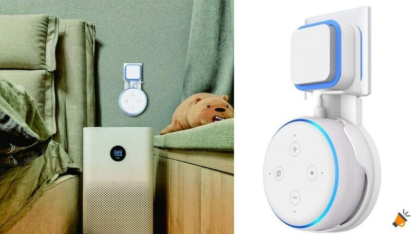 oferta Soporte para Echo Dot 3ra generacio%CC%81n barato SuperChollos