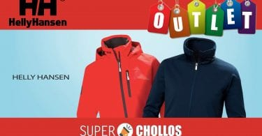 ofertas outlet helly hansen SuperChollos
