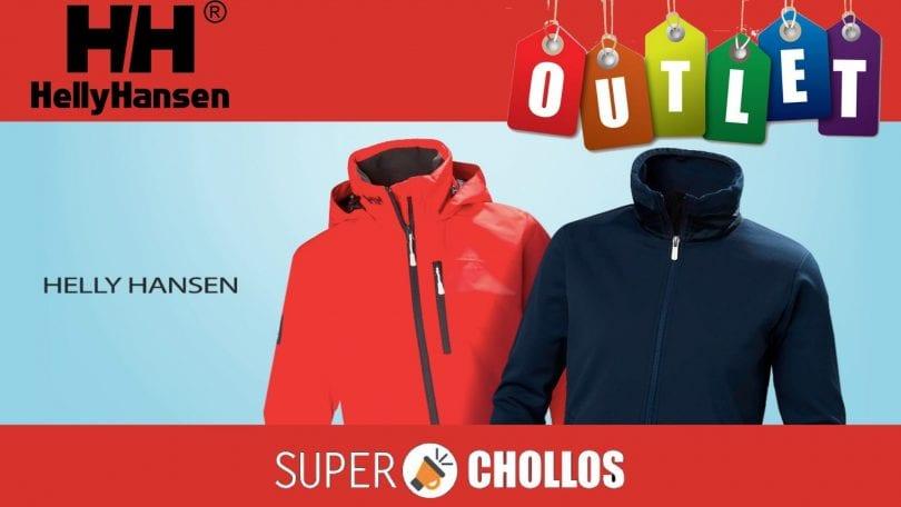 ofertas outlet helly hansen SuperChollos