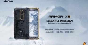oferta ulefone armor 8x barato SuperChollos