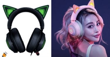 oferta Razer Kraken Kitty baratos SuperChollos
