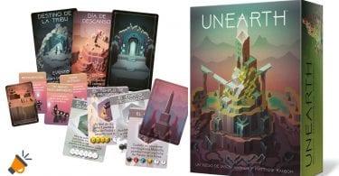 juego cartas Unearth barato SuperChollos