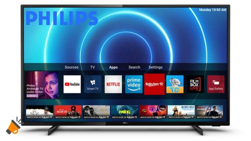 oferta Philips 70PUS7505 smart tv barata SuperChollos