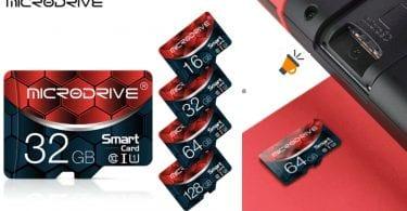 oferta Micro SD MicroDrive baratas SuperChollos