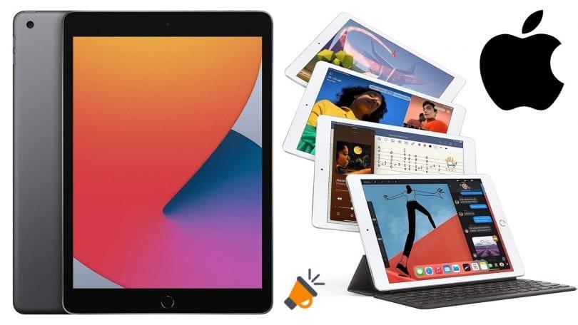 oferta Apple iPad 2020 barato SuperChollos