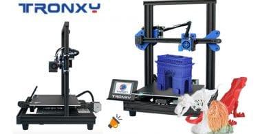 oferta Tronxy XY 2 Pro Impresora 3D barata SuperChollos