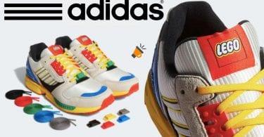 ferta Zapatillas Adidas LEGO ZX 8000 baratas SuperChollos