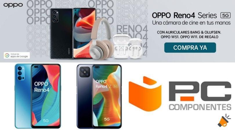 oferta Oppo Reno4 5G barato barato SuperChollos