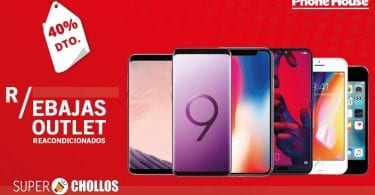 OFERTAS PHONE HOUSE reacondicionados baratos SuperChollos