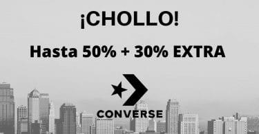 ofertas converse SuperChollos