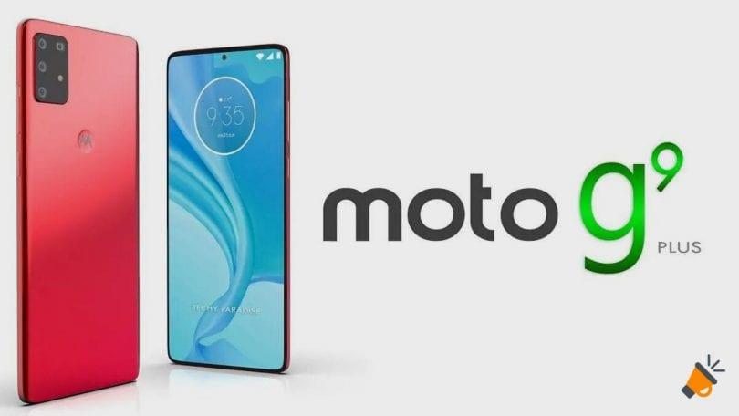 oferta Motorola Moto G9 Plus barato SuperChollos