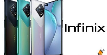 oferta Infinix ZERO 8 barato SuperChollos