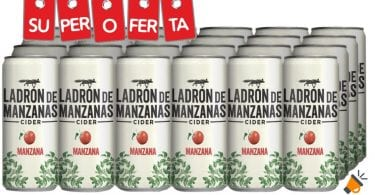 oferta Ladro%CC%81n de Manzanas Cider barato SuperChollos