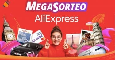 aliexpress megasorteo SuperChollos