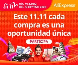 ofertas aliexpress 11 del 11