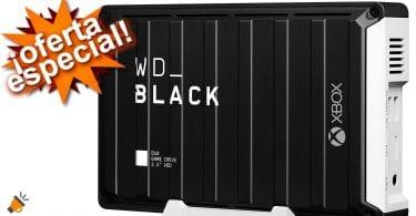 OFERTA wd black p10 game drive barato SuperChollos