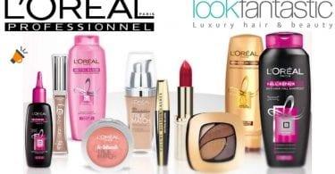 lookfantastic ofertas Oreal Professional SuperChollos